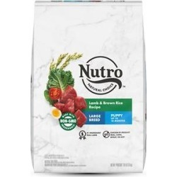 Nutro Natural Choice Limited Ingredient Diet Large Breed Puppy Lamb & Rice Recipe Dry Dog Food, 30lb