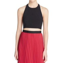 Likely Womens Oakley Crop Top Sleeveless Halter found on MODAPINS from Overstock for USD $52.64