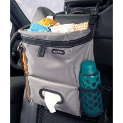 High Road Car Organizers Gray - Gray Puff 'n StuffTM Hanging Car Trash Bag found on Bargain Bro Philippines from zulily.com for $12.99