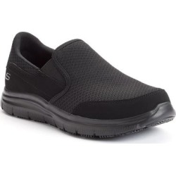 Skechers Work Relaxed Fit Flex Advantage McAllen Men's Slip-Resistant Shoes, Size: 8.5, Oxford found on Bargain Bro from Kohl's for USD $57.00