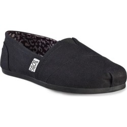 Skechers BOBS Plush Peace and Love Women's Flats, Girl's, Size: 6, Grey found on Bargain Bro Philippines from Kohl's for $39.99