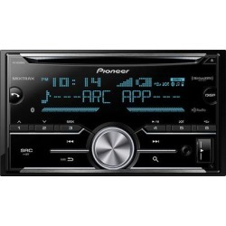 Pioneer FH-X830BHS CD Receiver found on Bargain Bro from Crutchfield for USD $136.79