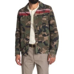 Camo Jacket - Green - Valentino Jackets found on Bargain Bro India from lyst.com for $750.00