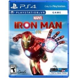 Marvels Iron Man VR for PS4, Multicolor found on Bargain Bro Philippines from Kohl's for $39.99