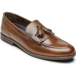 Sp3 Kiltie Tassel Loafer - Brown - Rockport Slip-Ons found on Bargain Bro India from lyst.com for $80.00