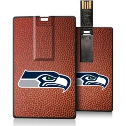 Seattle Seahawks Football Design Credit Card USB Drive found on Bargain Bro India from nflshop.com for $24.99