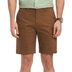 Tommy Hilfiger Mens 9' Seam Casual Walking Shorts (Brown - 33), Men's(cotton, solid) found on Bargain Bro from Overstock for USD $20.33