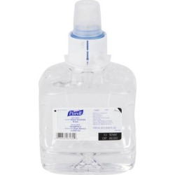 Purell® 1905-02 LTX Advanced 1200 mL Foaming Instant Hand Sanitizer found on Bargain Bro India from webstaurantstore.com for $34.49