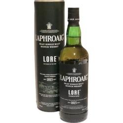 Laphroaig Scotch Single Malt Lore 750ml found on Bargain Bro from WineChateau.com for USD $91.16
