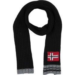Scarf - Black - Napapijri Scarves found on MODAPINS from lyst.com for USD $59.00