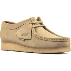 Clarks Originals Wallabee Chukka - Natural - Clarks Flats found on Bargain Bro from lyst.com for USD $114.00