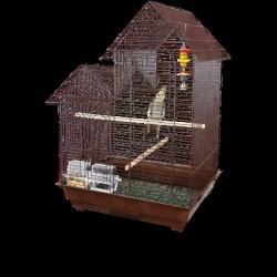 Cockatiel Ranch House Bird Cage, 20