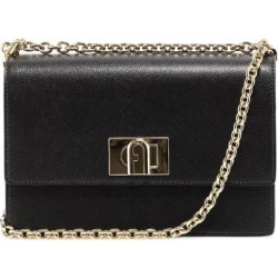 1927 Small Crossbody Bag - Black - Furla Shoulder Bags found on MODAPINS from lyst.com for USD $270.00