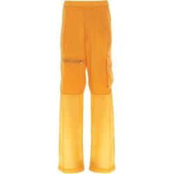 1952 Cargo Trousers - Orange - Moncler Genius Pants found on Bargain Bro from lyst.com for USD $369.36