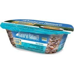 Natural Balance Delectable Delights Sea Brulee Grain Free Adult Wet Cat Food, 2.5 oz., Case of 12, 12 X 2.5 OZ found on Bargain Bro Philippines from petco.com for $16.07