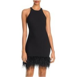 Likely Womens Mora Cocktail Dress Fringe Sleeveless - Black found on MODAPINS from Overstock for USD $116.79