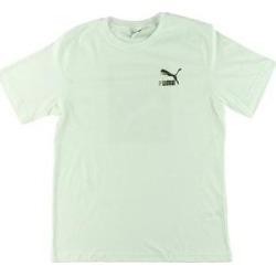 Puma Mens Wild Pack T-Shirt Running Fitness (White - L), Men's(cotton) found on Bargain Bro from Overstock for USD $9.91