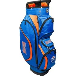 Team Golf Edmonton Oilers Clubhouse Golf Cart Bag, Multicolor found on Bargain Bro from Kohl's for USD $112.48