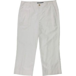 Ralph Lauren Womens Nyusha Casual Trouser Pants found on Bargain Bro Philippines from Overstock for $29.96