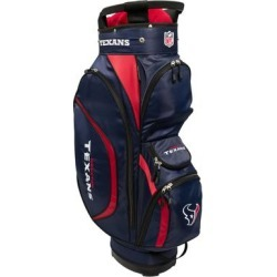 Houston Texans Clubhouse Golf Cart Bag found on Bargain Bro from nflshop.com for USD $129.19