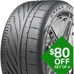 Goodyear Eagle F1 SuperCar G2 ROF - P275/35R18 87Y (right front tire) found on Bargain Bro Philippines from samsclub.com for $332.99