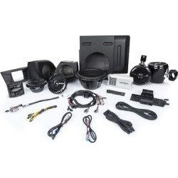 Rockford Fosgate YXZ-STAGE4 PMX-2, Front / Rear Speakers, Amp & Sub found on Bargain Bro Philippines from Crutchfield for $2399.99
