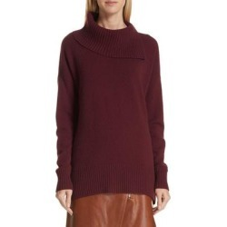 Cashmere Pullover - Red - Nordstrom Knitwear found on Bargain Bro from lyst.com for USD $90.44