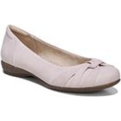 Women's Gift Ballet Flat by Naturalizer in Vintage Mauve (Size 8 1/2 M) found on Bargain Bro from fullbeauty for USD $45.59