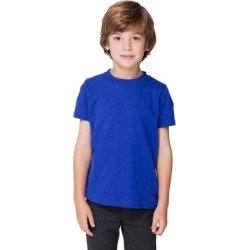 American Apparel 2105W Toddler Fine Jersey Short-Sleeve T-Shirt size 2T | Cotton found on Bargain Bro from ShirtSpace for USD $5.99