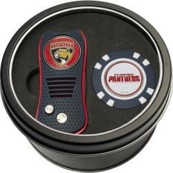 Florida Panthers Switch Chip Golf Tin Set found on Bargain Bro India from Fanatics for $24.99