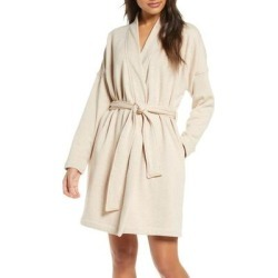 UGG Braelyn Ii Robe - Natural - Ugg Nightwear found on Bargain Bro from lyst.com for USD $66.88
