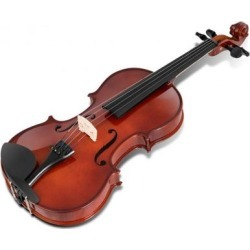 Costway Full Size 4/4 Solid Wood Student Starter Violin found on Bargain Bro Philippines from Costway for $64.95