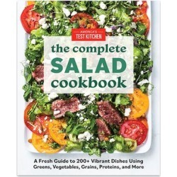 Penguin Random House Cookbooks - The Complete Salad Cookbook found on Bargain Bro from zulily.com for USD $17.85