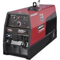 Lincoln Ranger 305D Welder Generator