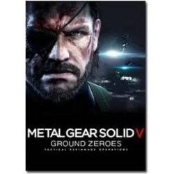 Metal Gear Solid V Ground Zeroes found on Bargain Bro Philippines from Lenovo for $19.99
