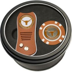 Texas Longhorns Switch Chip Golf Tin Set found on Bargain Bro India from Fanatics for $24.99