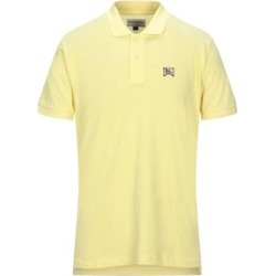 Polo Shirt - Yellow - Roy Rogers T-Shirts found on Bargain Bro from lyst.com for USD $50.92