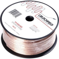 Crutchfield 14 Gauge Wire 100 Foot Roll found on Bargain Bro from Crutchfield for USD $56.99