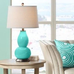 Synergy Double Gourd Table Lamp found on Bargain Bro from LAMPS PLUS for USD $91.19