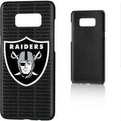 Las Vegas Raiders Galaxy Slim Text Backdrop Design Case found on Bargain Bro Philippines from nflshop.com for $27.99