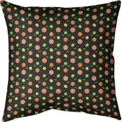 Porch & Den Beryl Citrus Fruit Pattern Throw Pillow found on Bargain Bro from Overstock for USD $75.99