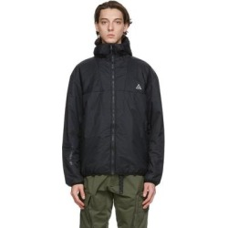Black Packable Insulated Acg Rope De Dope Jacket - Black - Nike Jackets found on Bargain Bro from lyst.com for USD $171.00