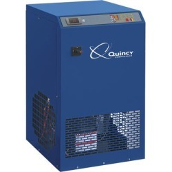 Quincy Non-Cycling Refrigerated Air Dryer - 106 CFM, 115 Volt, Single Phase, Model # QPNC-106
