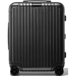 Essential Cabin Plus 22-inch Wheeled Carry-on - Black - Rimowa Luggage found on Bargain Bro from lyst.com for USD $562.40
