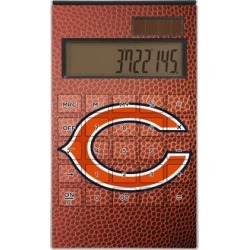 Chicago Bears Football Design Desktop Calculator found on Bargain Bro from nflshop.com for USD $22.79