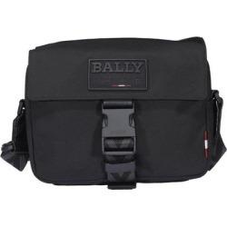 Ranys Logo Patch Crossbody Bag - Black - Bally Messenger found on Bargain Bro from lyst.com for USD $253.84