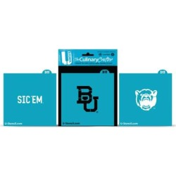 Baylor Bears Culinary Crafter Logo Stencil Set found on Bargain Bro Philippines from Fanatics for $24.99
