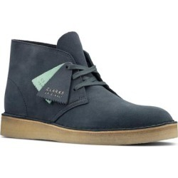 Clarks Desert Coal Chukka Boot - Blue - Clarks Boots found on Bargain Bro from lyst.com for USD $121.60