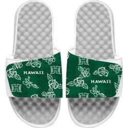 Hawaii Warriors ISlide Reyn Spooner Slide Sandals - White found on Bargain Bro Philippines from Fanatics for $34.99