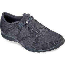 Skechers Relaxed Fit Breathe Easy Opportuknitty Women's Shoe, Size: 11, Dark Grey found on Bargain Bro from Kohl's for USD $45.59